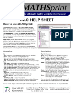 MATHSprint instructions.pdf