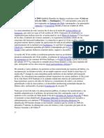 Las Protestas en Chile de 2019