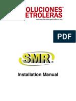 SMR 301 WP Installation Manual