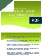Tumores del Tracto Gastrointestinal