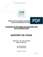 Baroudi Rapport
