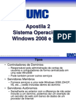 Apostila 2 - SO Windows Server