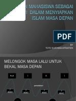 PERAN MAHASISWA sebagai da'i.pptx