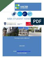 liverpool MBA