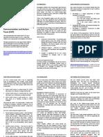 Communication and Autism Team Cat Information Leaflet