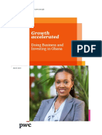 Doing Business and Investing in Ghana