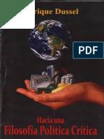 (F)23.Hacia Filosofia Politica Critica