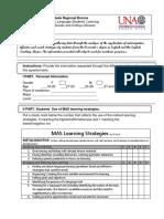 MAS Student Questionnaire 1