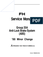 Fh Gr 35a Anti-lock Brake System Abs 2000 Minor Changes