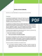 Charte des étudiants