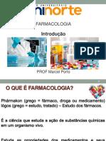 AULA 1 INTRODUCAO A FARMACOLOGIA.pptx