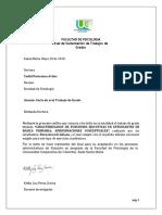 Caracterizacion de Funciones Ejecutivas en Estudiantes de Basica Primaria Aproximaciones Conceptuales
