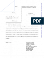 Garden City Beach Bar and Grill Lawsuit