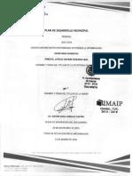 IZAMAL PlanDesarrollo 2015-2018