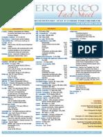 PR economic factsheet