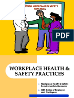 Workplace Health and Safety Practices