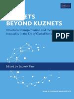 Kuznets Beyond Kuznets