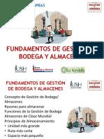 Compras Fundamentos de Gestion de Bodegas y Almacenes