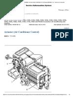 Actuator (Air Conditioner Control)