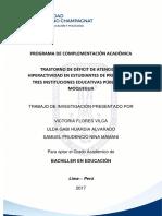 Trastorno de Déficit de Atención e Hiperactividad en estudiantes de primaria de tres instituciones educativas públicas de Moquegua.pdf
