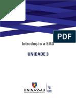 Guia de Estudos Da Unidade 3 - Introdução à EaD (SER)