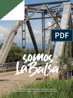Somos La Balsa, Memoria Colectiva Afirmativa en el Norte del Cauca - Colombia.