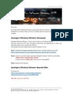 Auslogics Windows Slimmer License