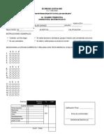 Examen Matematicas III 1er Parcial