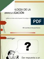 TIPOS DE INVESTIGACIÓN