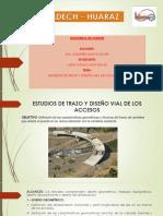 ESTUDIOS DE TRAZO Y DISEÑO VIAL DE LOS ACCESOS_EXPO..pptx