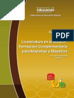 MINISTERIO DE EDUCACIÓN (BOLIVIA) Compendio de licenciatura II