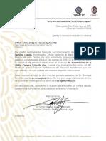 Autorizacion Sabatico CIMDG 177 2019