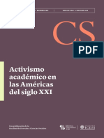 Activismo academico