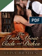 La verdad sobre canallas y duques de Elisa Braden