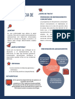 Red and Blue Colorful Infographic Resume (1)