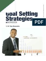 Estrategias de Fijación de Objetivos
