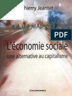 Thierry Jeantet - L'économie sociale_ une alternative au capitalisme-Economica (2008).pdf