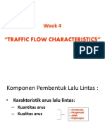 2014.s1.Traf-Eng.4-5-6. Traffic Flow Characteristic.pdf · Version 1