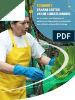 Ecuador Bajo Cambio Climatico