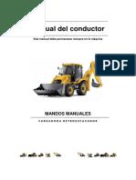 manual del conductor JCB