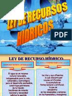 Ley de Aguas.ppt