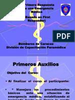 curso Charla Pro AUXILIO