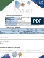 Guía de Actividades y Rúbrica de Evaluación - Paso - 0 – Desarrollar Actividad Inicial