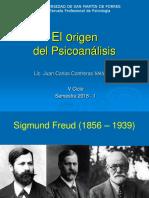 el origen del psicoanalisis