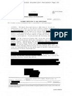 FBI interview of Mike Flynn July 19th, 2017 Five Pages