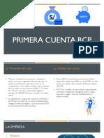 BCP-primera Cuenta Bcp