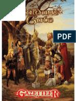 Baldur's Gate Gazetteer
