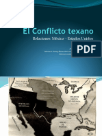 Conflicto Texano