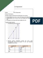 LKPD 2 Mengenal Rasio Trigonometri
