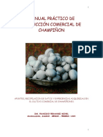 Manual Practico de cultivo de champiñon